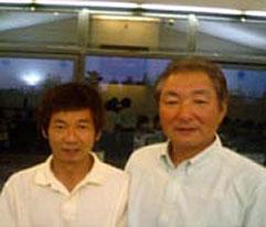 ゴルフコンペでなんと元阪神タイガースの山本和さんが!!ちゃっかりサイン頂きました。